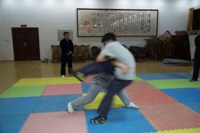 大青山推手训练2013 - 26