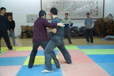 大青山推手训练2013 - 3