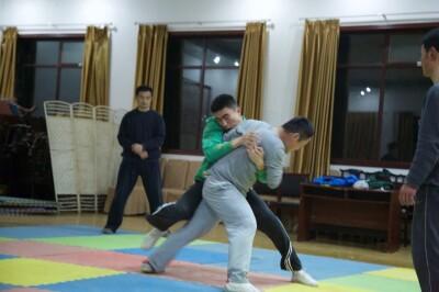 大青山推手训练2013 - 35