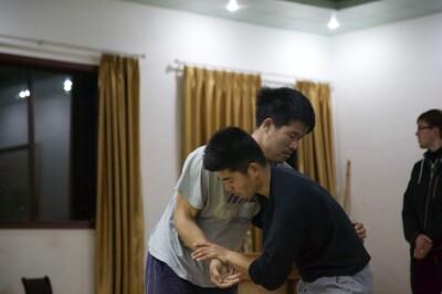 大青山推手训练2013 - 49