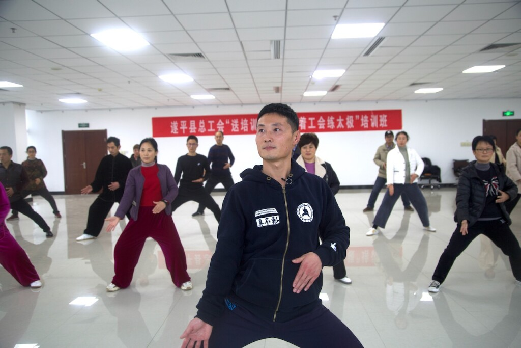 首届遂平实用拳法讲座20201128-2