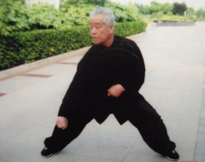 Grandmaster Li Chugong 李储功大师