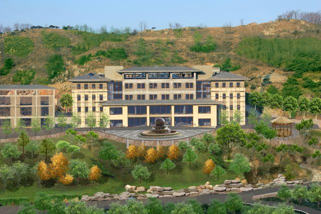 国际酒店外景2