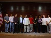 Embassy Presentation Group Photo