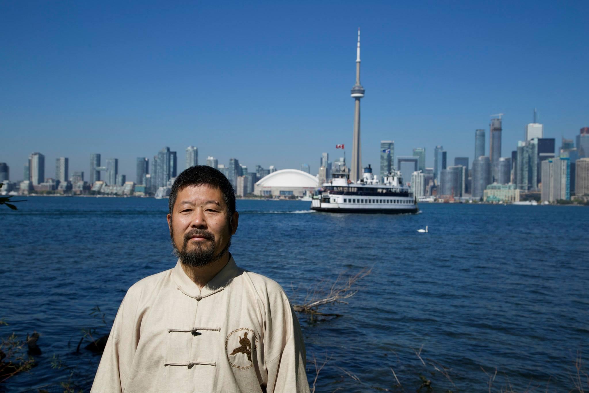 Chen Zhonghua In Toronto