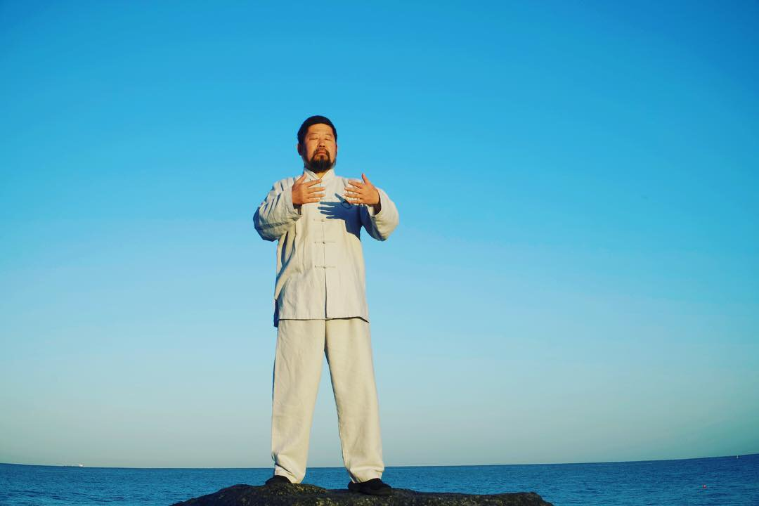MC Qigong Beach