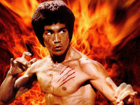 """Enter the dragon"" describes reaching an epiphany on training."