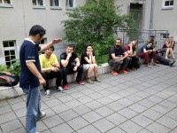 Master Chen's Berlin Workshop 2016