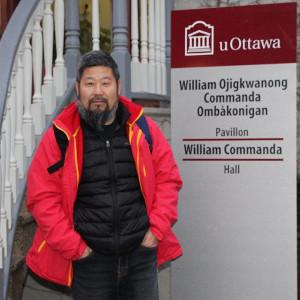 Master Chen in Ottawa 2017