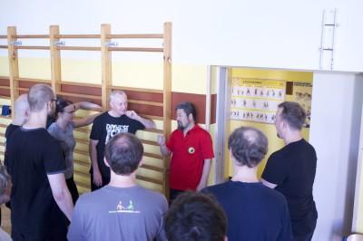 波兰讲座第三天18 Poland Workshop3 - 4