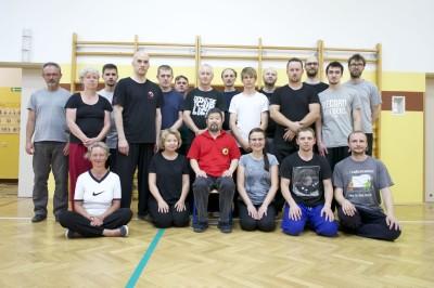 波兰讲座第三天18 Poland Workshop3 - 5