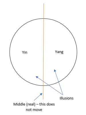 yin yang separation