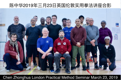 伦敦讲座London Practical Method Workshop 20190323-Group