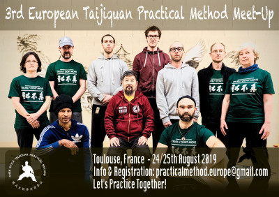 This years meetup is in Toulouse, France at the Weekend August, 24/25th