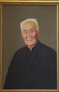 Grandmaster Hong Junsheng Portrait