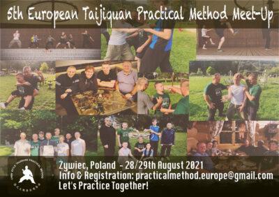5th European Chen Style Taijiquan Practical Method Meet-Up