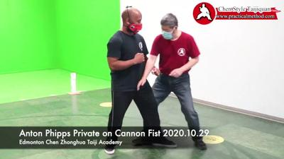 Anton Phipps Private Cannon Fist 20201029-1