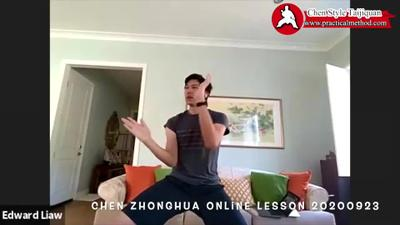 Chen Zhonghua's Online Lessons on Sept. 23, 2020-2