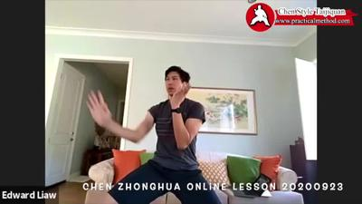 Chen Zhonghua's Online Lessons on Sept. 23, 2020-3