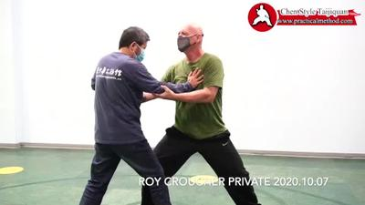 Roy CROUCHER PRIVATE 20201007