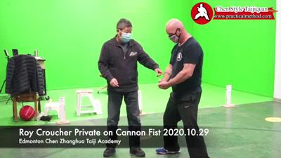 Roy Croucher Private Cannon Fist 20201029-2