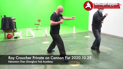 Roy Croucher Private Cannon Fist 20201029-3