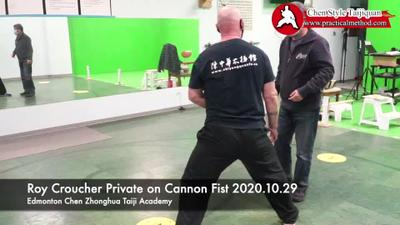 Roy Croucher Private Cannon Fist 20201029-4