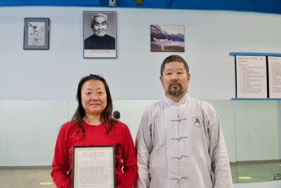 Sooyeon Zachrias discipleship Certificate 2020.09.13