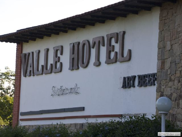 hotel of the valley