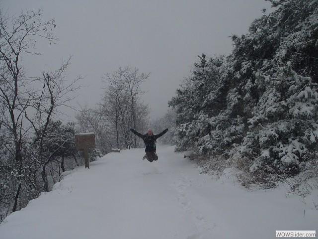 12年大青山雪景 - 04