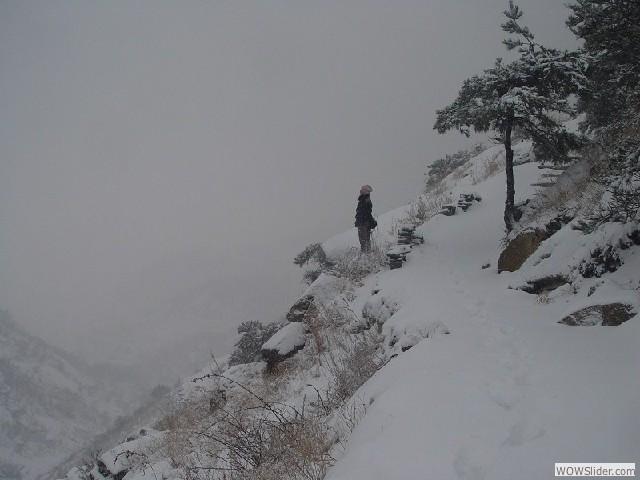 12年大青山雪景 - 08