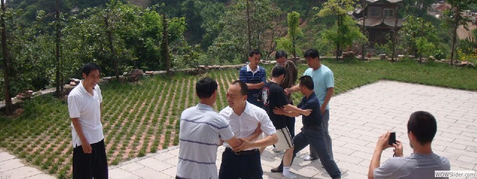 大青山2010全职培训班 - 06