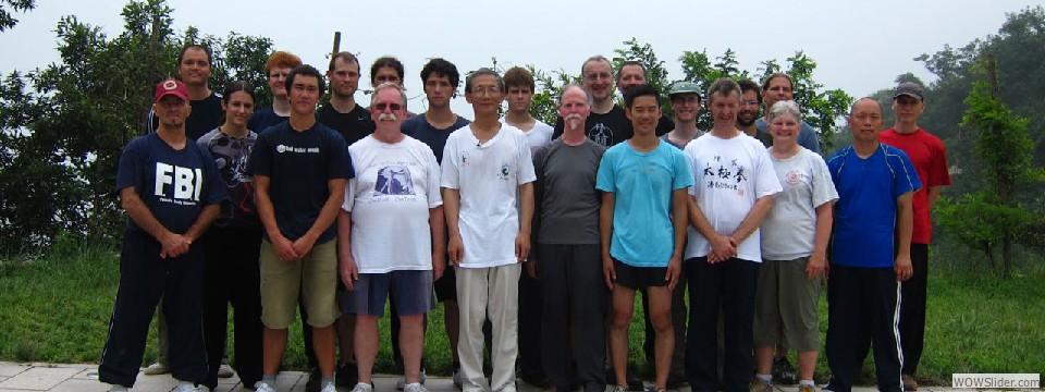 大青山2010全职培训班 - 36