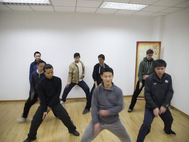 Wuxi 无锡讲座 - 01