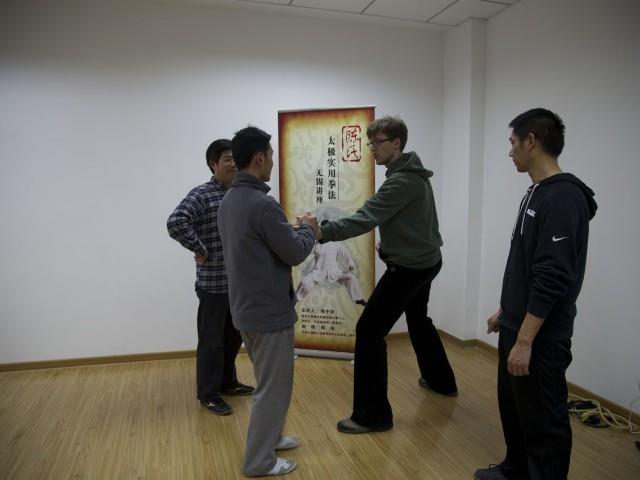 Wuxi 无锡讲座 - 17